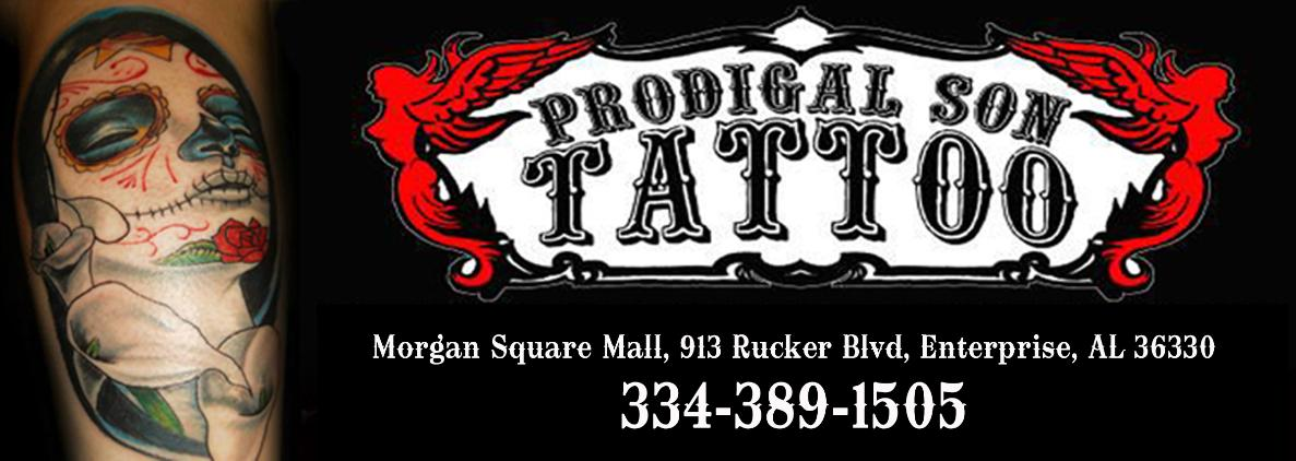 Contact Prodigal Son Tattoo